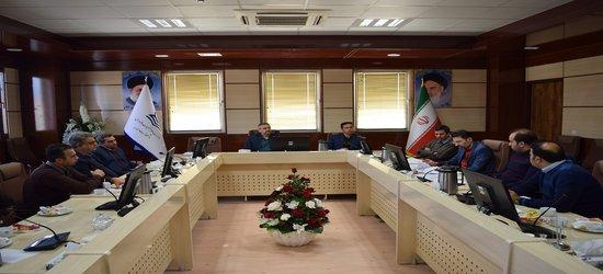 برگزاری دهمین جلسه شورای دانشگاه در سال ۱۳۹۷