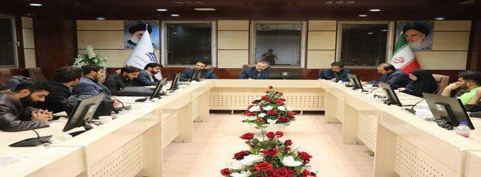 برگزاری شورای تعامل دانشگاه