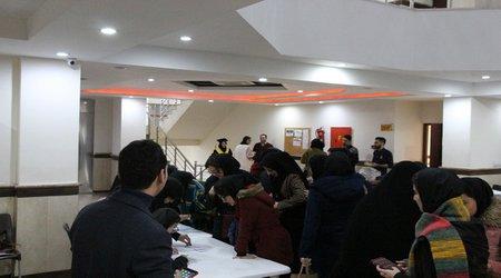 گزارش تصویری برگزاری جشن دانش آموختگی سال تحصیلی ۹۷