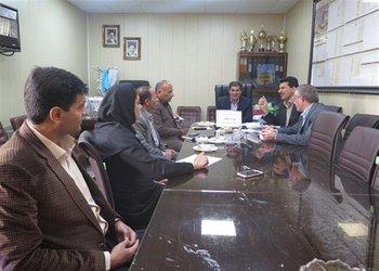 کمیته آب شبکه بهداشت و درمان شهرستان فارسان تشکیل جلسه داد