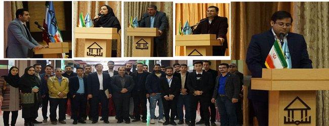 برگزاری اولین مجمع کانون مهندسین عمران پردیس دانشگاهی شمس