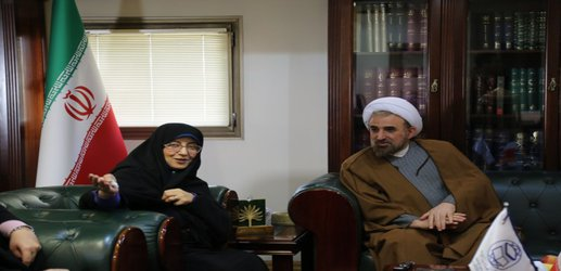 امضای تفاهم نامه همکاری بین سازمان اسناد و کتابخانه ملی و دانشگاه مذاهب اسلامی