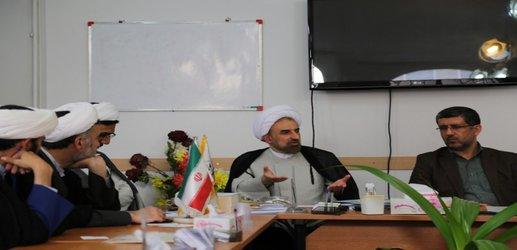 دیدار رییس دانشگاه مذاهب اسلامی با رییس و اعضای هیئت علمی