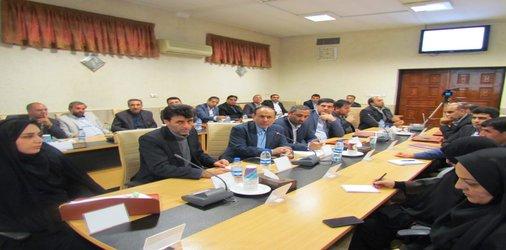 برگزاری دوره آموزشی دبیران شورای تحقیقات و کارشناسان آموزش سازمان