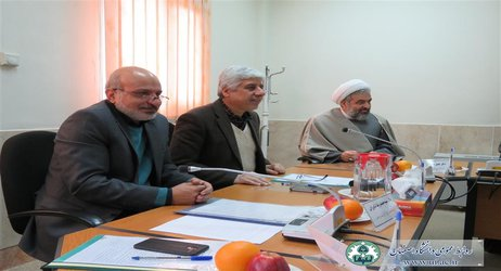 برگزاری سی و یکمین نشست هیات نظارت استان اصفهان