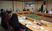 جلسه حقوق شهروندی با دعوت از انجمن صنفی اساتید و شورای کارکنان