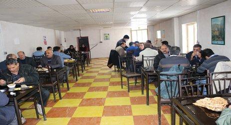 برگزاری مراسم گرامیداشت ایام ا...دهه فجر در مرکز تحقیقات و آموزش کشاورزی و منابع طبیعی خراسان شمالی