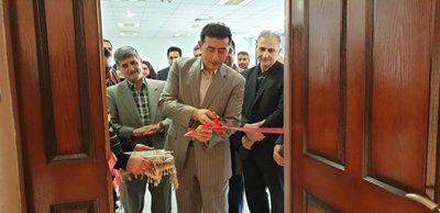دومین مرکز آزمون الکترونیک دانشگاه علوم پزشکی گیلان در لنگرود افتتاح شد