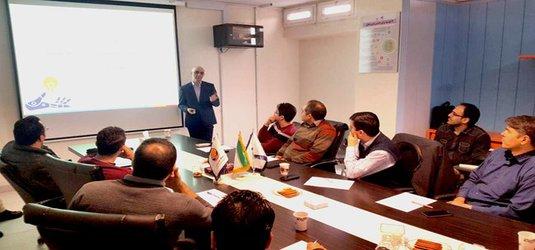 دوره کارآفرینی در مرکز نوآوری فناوریهای ورزشی پژوهشگاه برگزار شد