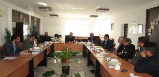 کمیته فنی باغبانی مرکز تحقیقات و آموزش کشاورزی و منابع طبیعی مازندران برگزار شد