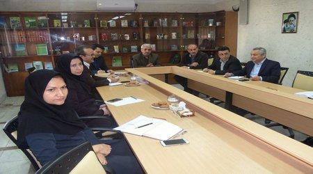 برگزاری جلسه چهل و چهارم (۴۴) کارگروه تخصصی چای کمیته علمی- فنی موسسه تحقیقات علوم باغبانی