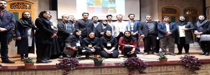 کسب مقام اول سیزدهمین دوره المپیاد ملی فرش دستباف ایران توسط دانشجوی دانشگاه هنر اصفهان