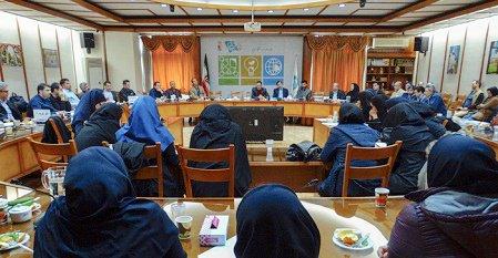 برگزاری کارگاه آموزشی تخصصی کارشناسان امور دانشجویی دانشگاه تهران
