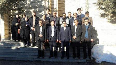 جلسه هم اندیشی با حضور رئیس دانشگاه آزاد اسلامی هوراند در دانشگاه برگزار شد