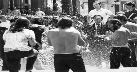 Scenes From 50 Years Ago This Spring, When Americans Turned