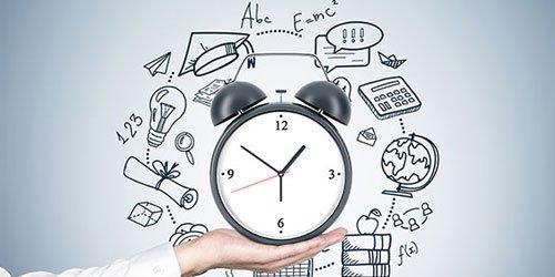 فراخوان شرکت در همایش کارآفرینی و مدیریت زمان