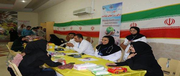 جشن نیکوکاری باران دانشگاه علوم پزشکی جهرم برگزار شد - ۱۳۹۸/۰۱/۲۶